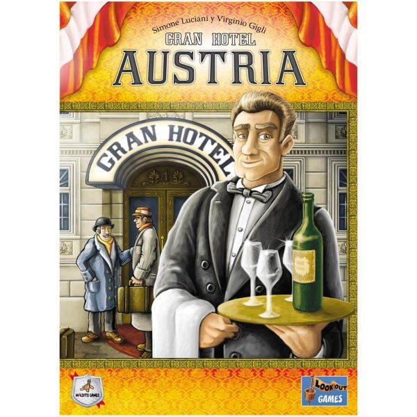 Gran Hotel Austria portada