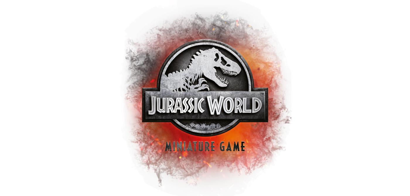 Jurassic World the miniature Game