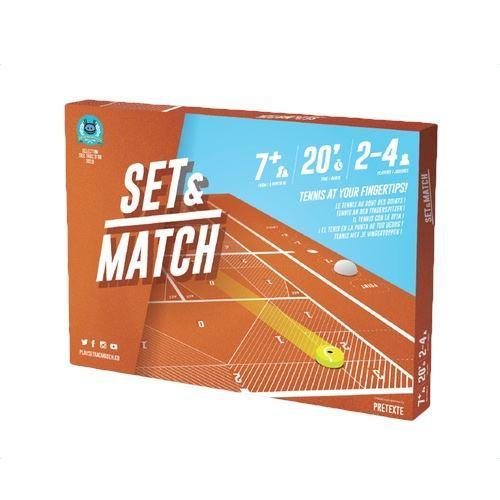 set & match portada
