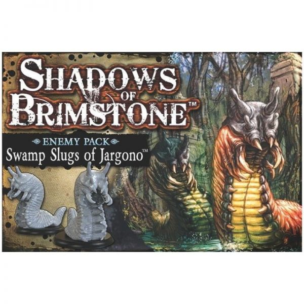 Slugs of Jargono Enemy Pack