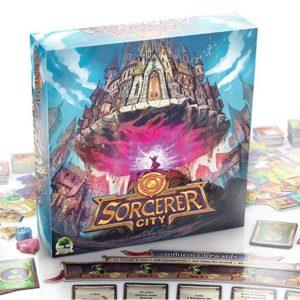 Sorcerer City portada