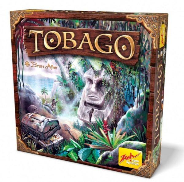 Tobago portada