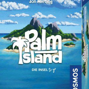 palm island portada
