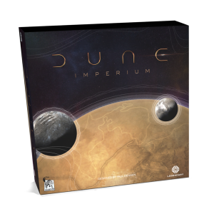 Dune Imperium portada